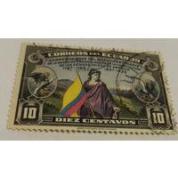 Эквадор, история, флаг, горы, распродажа
