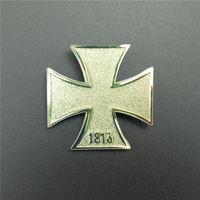"""Акриловый значёк """"Германский крест 1813 рейх"""" . распродажа"""