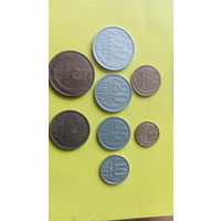 Набор монет СССР 1977 г.