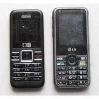 2 сотовых телефона