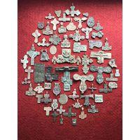 Сборный лот4 интересных фрагментов-запчастей пластики с рубля!