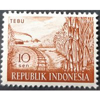 Почтовая марка 1960 Agricultural Products - Индонезия