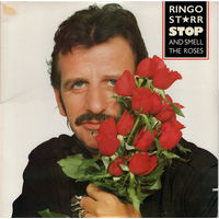 LP Ringo Starr 'Stop and Smell the Roses'