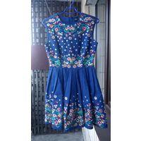 Платье asos в цветы
