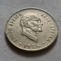 10 центов, ЮАР 1976 г.