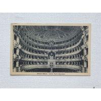 Оперный театр Реджио Италия 1933 г
