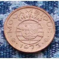 Португальская колония Мозамбик 1973 года 20 центов. Инвестируй в коллекционирование!