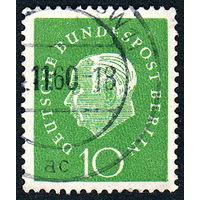 110: Германия (Западный Берлин), почтовая марка, 1959 год