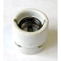Патрон для электроламп Е27 керамический 23023.10 (Импорт)