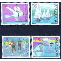 Ангола Олимпиада 1992г.