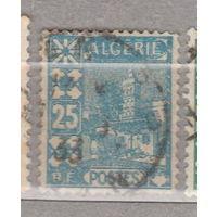 Архитектура Французские колонии Мечеть Сиди Абдерахман - Новые цвета Алжир 1927 год лот 1012