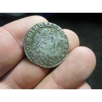 6 грошей шестак 1678 г. Ян III Собесский Речь Посполита