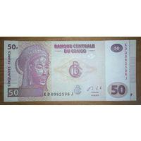50 франков 2013 года - пресс