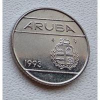 Аруба 10 центов, 1993 6-11-8