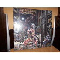 IRON MAIDEN - Somewhere In Time  LP - 1986 г.