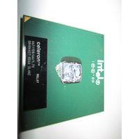 Процессор Intel Celeron, тактовая частота 667 МГц