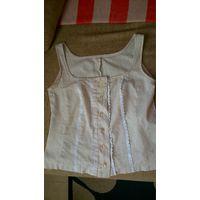 Топ блузка р 48-50