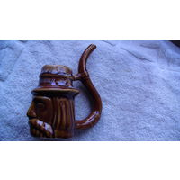 Кружка - трубка с головой, сувенирная. #1 распродажа