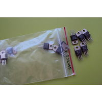 Транзистор полевой P32N05L (32A 50V 0.045 Ohm N-Channel Power MOSFET)