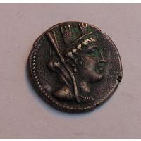 Редкая тетрадрахма 107-106 год до н.э.