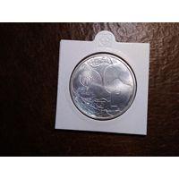 8 евро. Серебро. 2004 г.