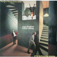 M. Mann's Earth Band/Angel Station/1979, WB, LP, NM, USA