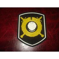 Шеврон МВД Транспортная милиция (старый вариант)