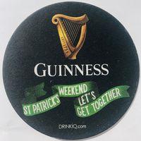 Подставка под пиво Guinness /Англия-Ирландия/-4