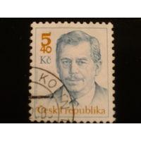 Чехия 2000 президент Гавел