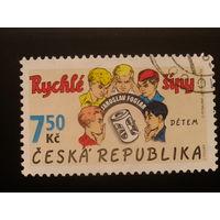 Чехия 2007 персонажи детской книги