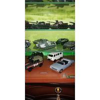 Коллекция Русские танки, Легендарные самолёты, автолегенды СССР, автомобиль на слежбе