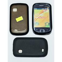 497, 957 Чехол для Samsung Fit (S5670)