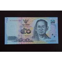 Таиланд 50 бат 2012 UNC