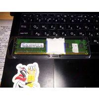 Оперативная память Adata DDR2 1Gb 1Rx8 PC2-6400S-6