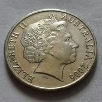 20 центов, Австралия 2006 г., AU