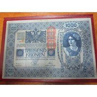 1000 крон 1919 года Австр-Венгрия (Р59)