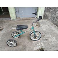 Велосипед детский СССР