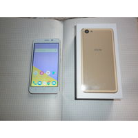 Смартфон Inoi 2 Lite 8GB (золото) новый.
