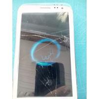 Мобильный телефон Samsung -Gt n 7100 Galaxy Note 2 оборвался шлейф под ремонт или на запчасти