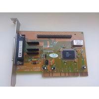 Kouwell PCI SCSI Controller Card 80iv10