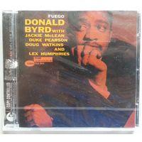 CD Donald Byrd - Fuego (2005) Hard Bop