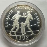 Ямайка 25 долларов 1992 г