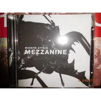 CD Massive Attack - Mezzanine