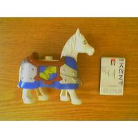 LEGO > Duplo > Castle. Knight and Squire (Рыцарь и оруженосец) (ЛЕГО Дупло 4775). (возможен обмен)