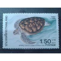 Таиланд 1986 Черепаха**