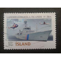 Исландия 2001 авиация и флот