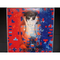 Paul McCartney - Tug Of War 82 Odeon Germany NM/NM