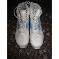 Ботинки лыжные Salomon женские, р.37