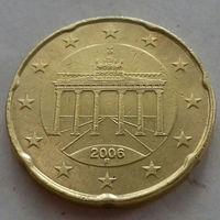 20 евроцентов, Германия 2006 F
