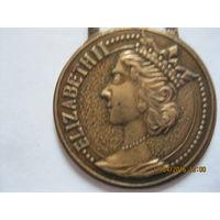 Медальон Елизабет 2